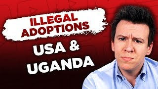 This Is The Horrifying Illegal Adoption Crisis Happening In The USA  Uganda...
