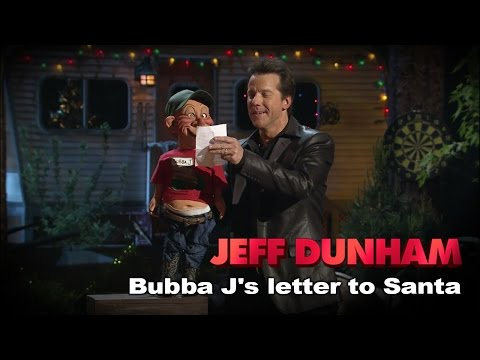 bubba J's Letter To Santa | Jeff Dunham: Jeff Dunham's Very Special Christmas Special video