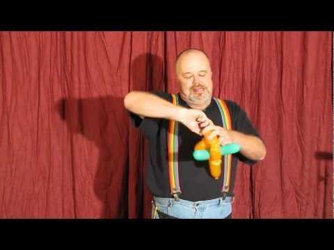 Simple Fish - How to Make Balloon