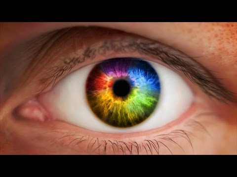 Most Unusual Natural Eye Color