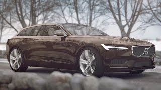 ► NEW Volvo Concept Estate