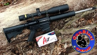 .338 Lapua Ulfberht Semi-Auto Sniper Rifle Alexander Arms: Big 3 East