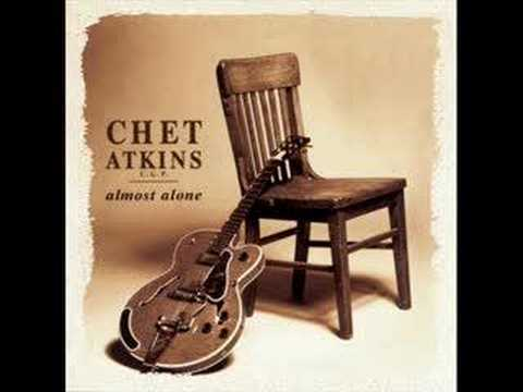 Chet Atkins - I Still Write Your Name In The Snow