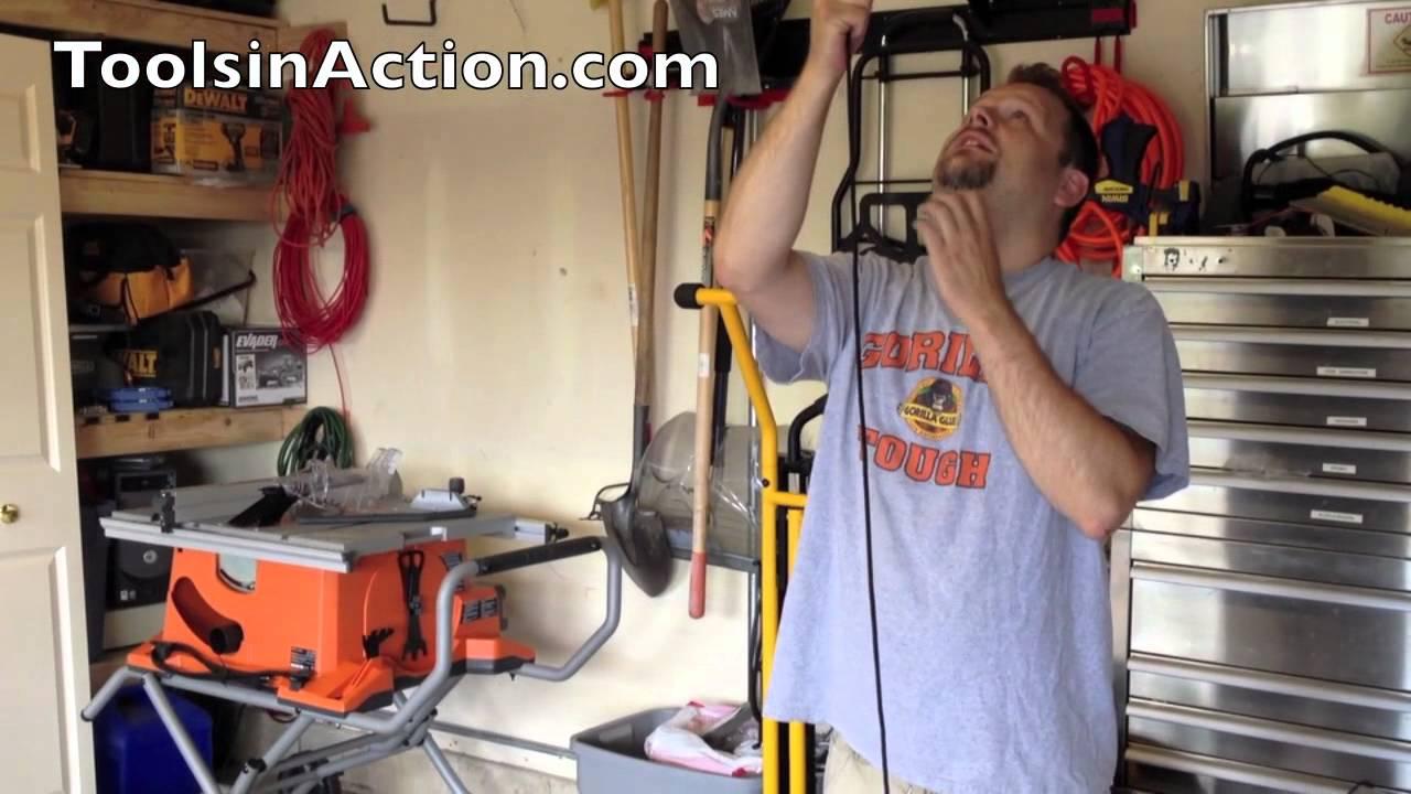 Racor Bike And Ladder Lift Racor Ldl-1b Ladder Lift