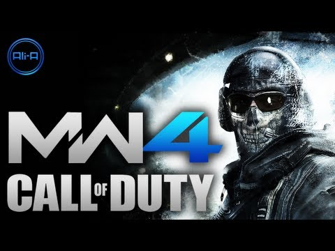 Call of Duty: Modern Warfare 4 (Ghosts) ! - MW4 Multiplayer & More! - (COD 2013 / MOAB Gameplay)