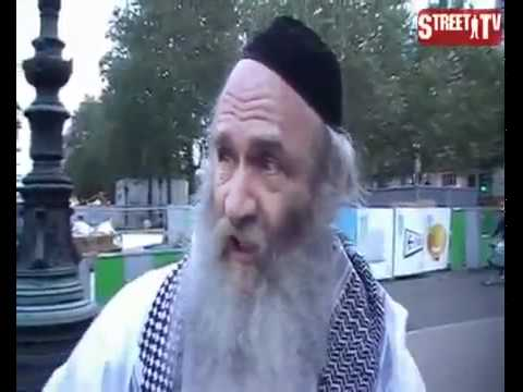 Un rabbin anti-sioniste