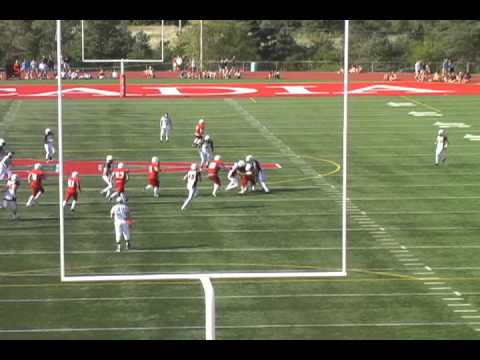 Wade Conrad CFL Free Agent 2012 highlights