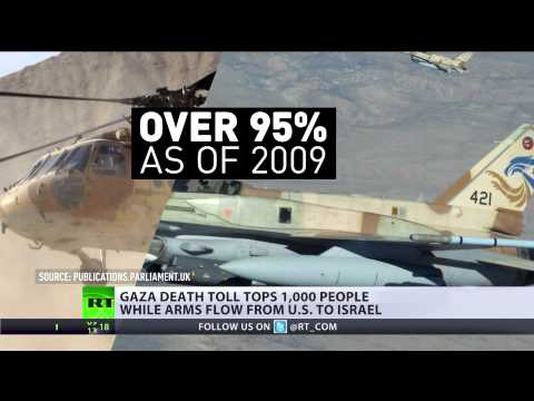 95% American-made: Where do Israel's bombs & bullets come from klip izle