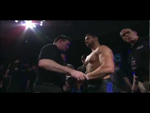 XFC 17 Apocalypse - Teddy Holder vs Bobby Carter MMA