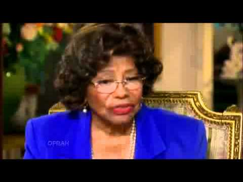 Katherine Jackson and the kids on Oprah part 1/3