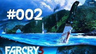 Let's Play Far Cry 3 [HD] #002 - Welkomm am Dschungel! | Lëtzebuergesch