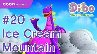 [OCON] Dibo the Gift Dragon Ep20 Ice Cream Mountain  ( Eng Dub)