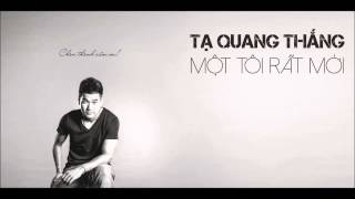Ngày Hôm Nay - Tạ Quang Thắng (Audio Version)
