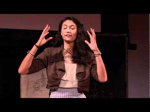 TEDxEast - Sarah Kay-Poetess/Storyteller