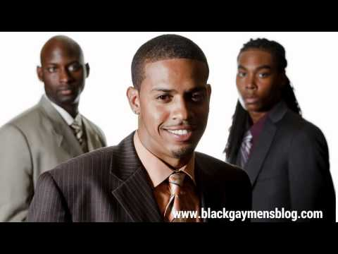Black Gay Love & Sex Triangle - Advice For Black Gay Men video