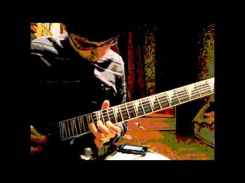 Shadows Fall - The Taste Of Fear Solo (Guitar Cover)