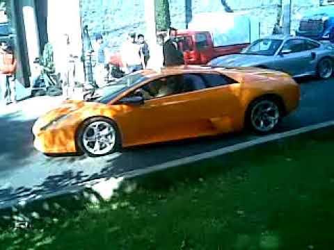 Lamborghini Murcielago .. mexico