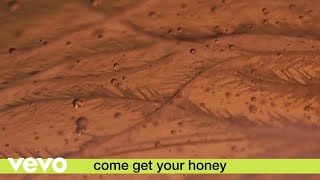 Robyn - Honey (Lyric Video)