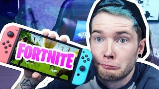 FORTNITE: NINTENDO SWITCH!!! (2x VICTORY ROYALE!!)