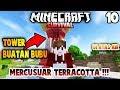 MERCUSUAR TERRACOTTA DI ATAS AIR !!! - Minecraft Survival Indonesia #10 MP3