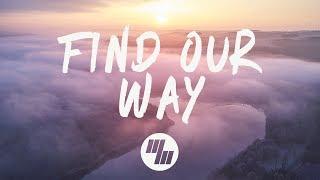 Midnight Kids - Find Our Way (Lyrics) feat. klei