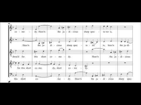 Orlando Gibbons - What is our life?