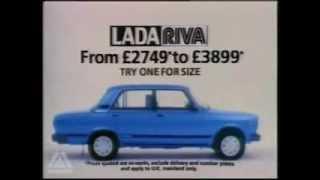 1980s Lada Riva commercial