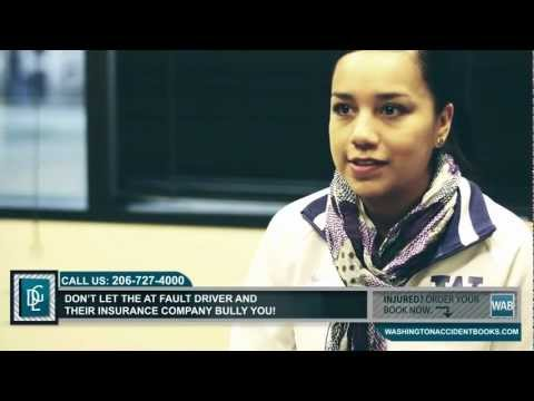 Car Accident Attorney - Don't Let The At-Fault Driver & Insurance Company Bully You