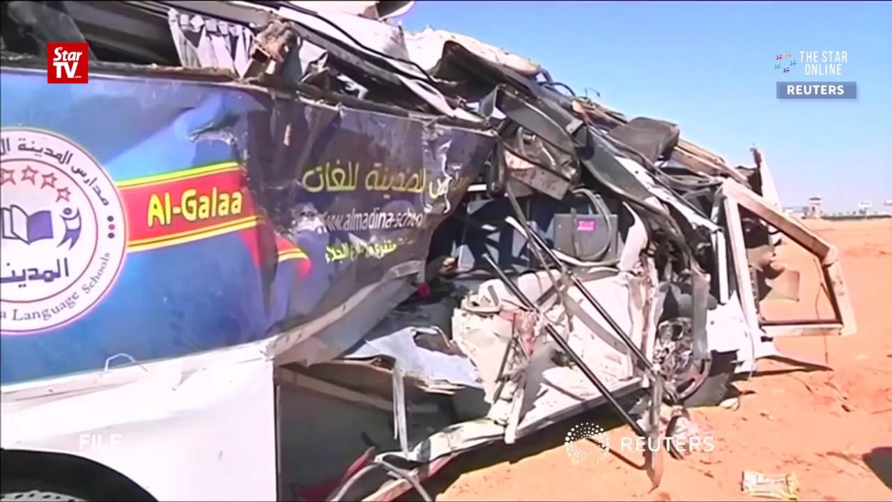 Dozens killed in Alexandria train crash