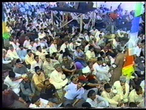 Urdu Nazm ~ Hay Ajab Gohar Jis Ka Nam Taqwa (Jalsa Salana UK 1991)
