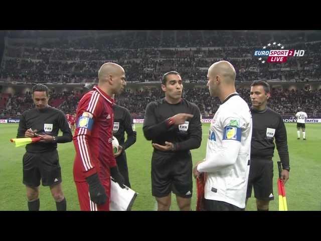 Al Ahly vs Corinthians