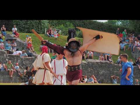 06 Moe's Römer Reisen    Römerfestival