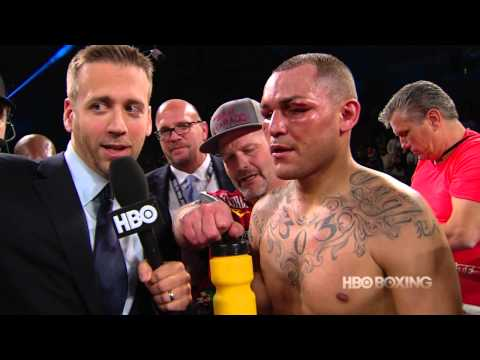 HBO Boxing: After the Bell - Rios vs. Alvarado II Image 1