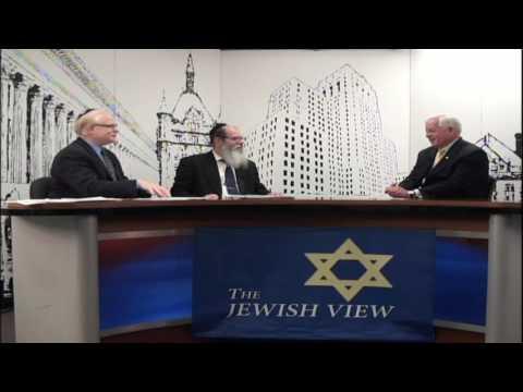 The Jewish View-Assemblyman Charles Lavine (D – Glen Cove, Nassau County)