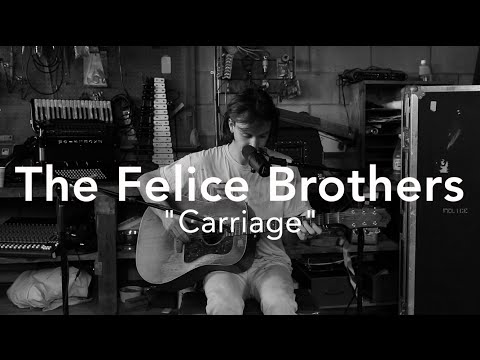"The Felice Brothers ""Carriage"" Felice Navidad"