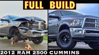 2012 Ram 2500 Laramie 6.7 Cummins - FULL BUILD - Exhaust, Tune, Wheels and Tires Upgrade