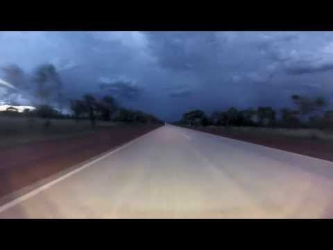 Darwin to Port Hedland