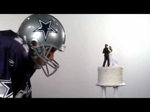 CBS 11 - TSR - Romo Wedding