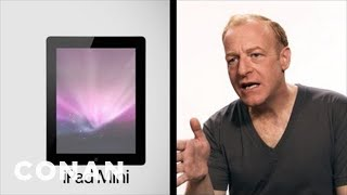 New Apple Ad_ The iPad Mini Has Company - CONAN on TBS