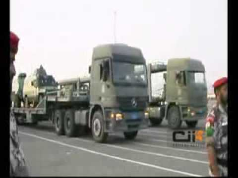 SAUDI ARABIA: MILITARY PARADE ON THE OUTSKIRTS OF ARAFT [PAK NEWS TV]