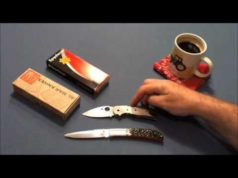Spyderco Sage 4 Spyderco Sage 4 Knife Review