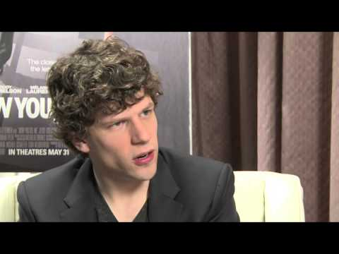 Now You See Me - Our Interview with Jesse Eisenberg