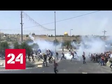 Ситуация в Иерусалиме накалилась до предела