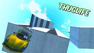 THUGLIFE - Oh my fuckin God! SICKEST Flip EVER Built??? - GTA5 Custom Tracks w/ Links