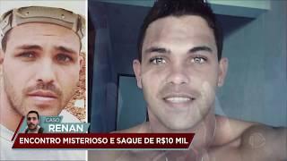 Jovem faz saque de R$ 10 mil e desaparece em São Paulo