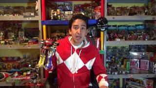 Power Rangers: Adiós Bandai, hola Hasbro (y nuevo logo)