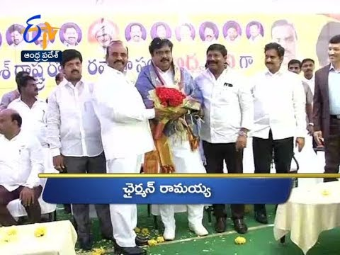 Andhra Pradesh | 2nd May 2018 | Ghantaravam 12 Noon News Headlines