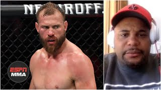 Daniel Cormier discusses Donald Cerrone's fight night struggles | DC & Helwani