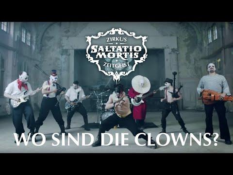 Saltatio Mortis - Wo Sind Die Clowns