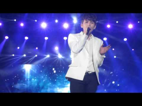 130427 Super Junior - &quot;Memories&quot; Ryeowook and Kyu focus SS5Peru